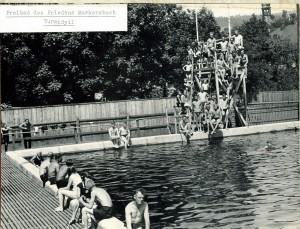 Freibad-des-Friedens-Markersbach-1950