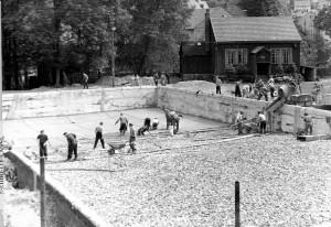 Freibadbau-1958