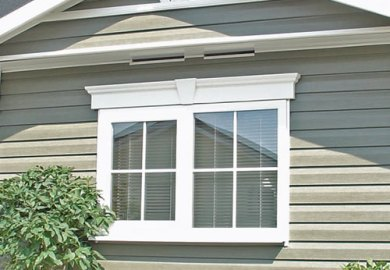 Exterior Window Trim