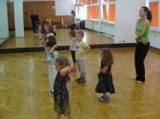 Taniec na wesoło