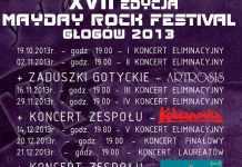 2013-10-07-XVII-edycja-mayday-rock-festival@Glogow-plakat-01-