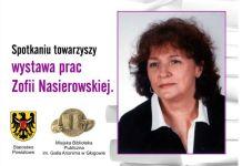 2013-11-11-spotkanie-z-Zofia-Turowska@biblioteka-Miejska@Glogow-plakat@-Turowska-001