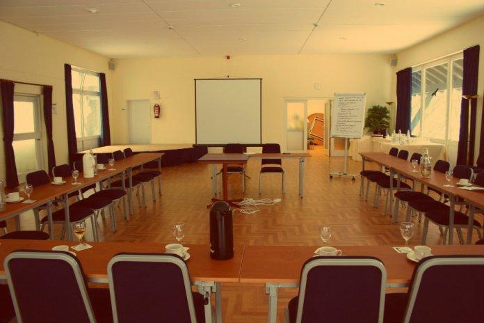 Zdjęcie: sala szkoleniowa