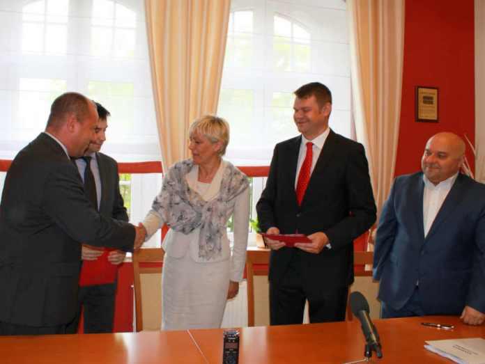 2014-06-30-podpisanie porozumienia w sprawie WORD-u@Starostwo Powiatowe@Głogów-001
