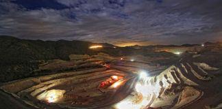 ZDJĘCIE: KGHM - kopalnia w Sierra Gorda w Chile