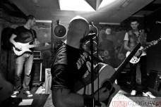 2014-10-11 Koncert zespołu Roślina @Mayday (fot.P.Dudzicki) 15