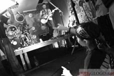 2014-10-11 Koncert zespołu Roślina @Mayday (fot.P.Dudzicki) 18