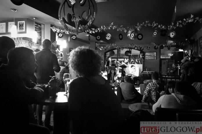 2014-11-20 Koncert Yes4Jazz @Fuego Bar (fot.P.Dudzicki) 17