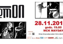 Plakat: Koncert zespołu LemON w Głogowie 2014