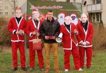 2014-12-27 zdjęcie: bada czterech mikołajów
