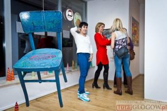 2015-01-22 Wernisaż wystawy Ireny Osińskiej @MOK (fot.P.Dudzicki) 02