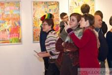 2015-01-22 Wernisaż wystawy Ireny Osińskiej @MOK (fot.P.Dudzicki) 08