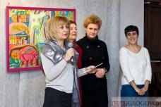 2015-01-22 Wernisaż wystawy Ireny Osińskiej @MOK (fot.P.Dudzicki) 16