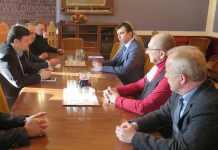 2015-02-03-głogowscy przedsiębiorcy-spotkanie z prezzydentem@Głogów