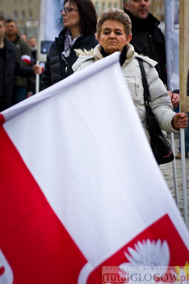 2015-02-28 Narodowy Dzień Pamięci Żołnierzy Wyklętych (fot.P.Dudzicki) 17