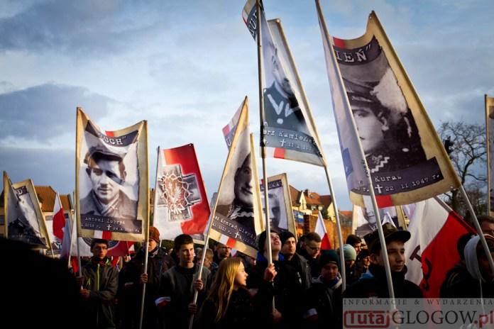 2015-02-28 Narodowy Dzień Pamięci Żołnierzy Wyklętych (fot.P.Dudzicki) 22