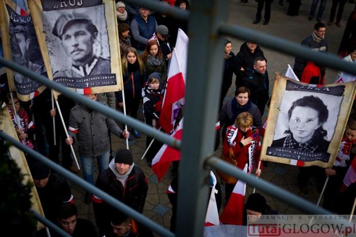 2015-02-28 Narodowy Dzień Pamięci Żołnierzy Wyklętych (fot.P.Dudzicki) 34