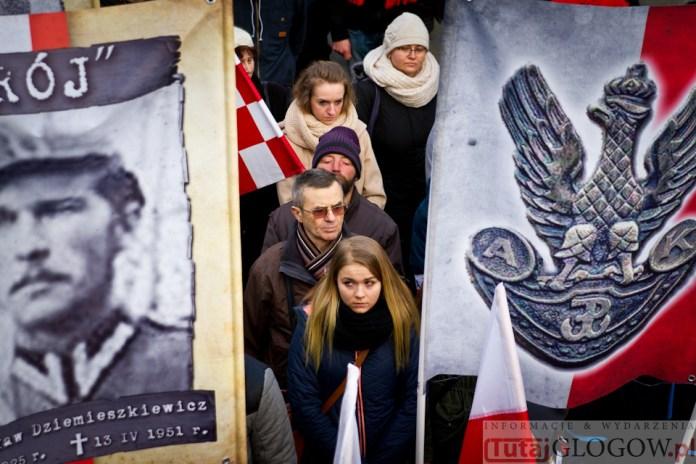 2015-02-28 Narodowy Dzień Pamięci Żołnierzy Wyklętych (fot.P.Dudzicki) 37
