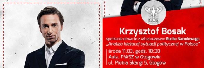 2015-03-10 plakat: bosak krzysztof