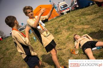 2015-04-25 V Cross Straceńców Głogów - I dzień zawodów (fot.A.Karbowiak) 11