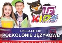 2015-06-01 Półkolonie językowe z głogowską szkołą Lingua-Expert