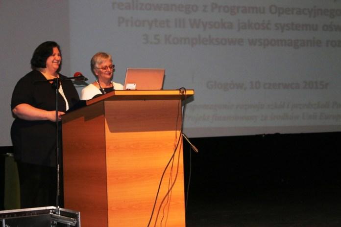 2015-06-11 Głogowskie szkoły wzięły udział w projekcie EFS