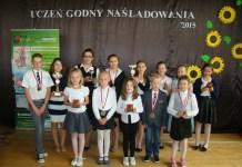 2015-06-29 Kotla Uczniowie godni naśladowania @Szkoła Podstawowa w Kotli (fot. UG Kotla)