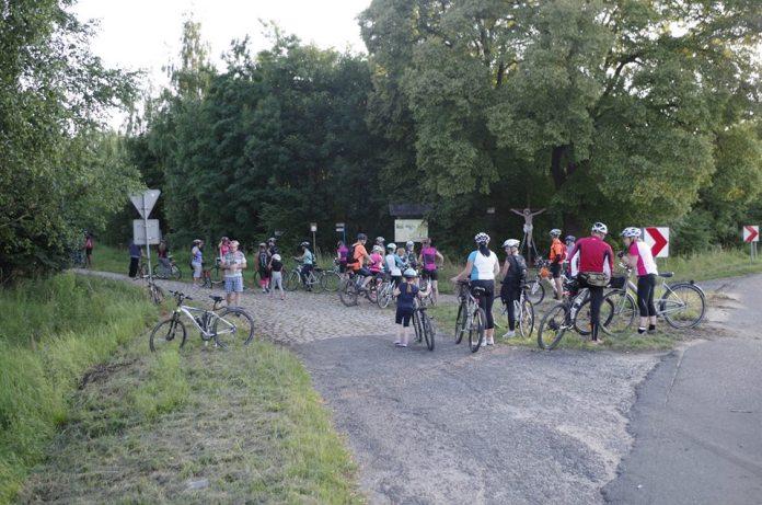2015-07-23 W 80 rowerów dookoła Głogowa @ Głogowski Klub 80 rowerów (fot. Głogowski Klub 80 rowerów)