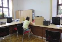 2015-07-28 Remonty w Urzędzie Miejskim w Głogowie @Urząd Miesjki w Głogowie (fot. UM Głogów)