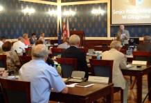 2015-07-23 Nadzwyczajna rada miejska @Urząd Miejski, Sala Rajców, Ratusz (fot. A. Błaszczyk)