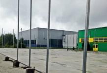 2015-07-24 Chocianów: Kończą budowę kompleksu sportowego (fot.SP Polkowice)