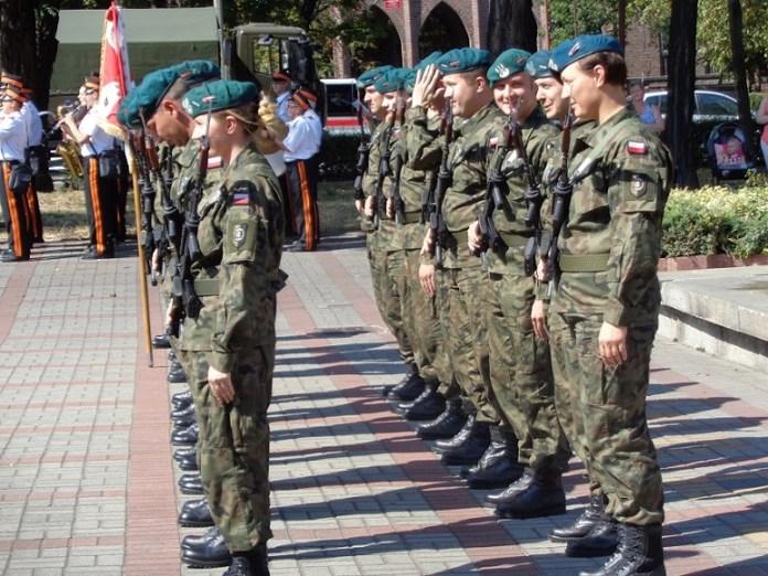 2015-09-01 Glogowskie Obchody 76. rocznicy wybuchu II wojny światowej @Pomnik Koalicji Antyhitlerowskiej (fot. A. Błaszczyk) 4