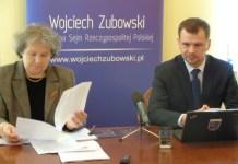 2015-09-08 PiS przedstawia projekt ustawy Rodzina 500+@biuro poselskie Wojciecha Zubowskiego (fot. A. Błaszczyk)