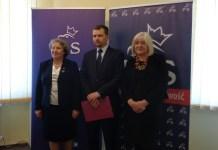 2015-09-19 PiS przedstawił kandydatów z powiatu głogowskiego @biuro poselskie Wojciecha Zubowskiego (fot. A. Błaszczyk)