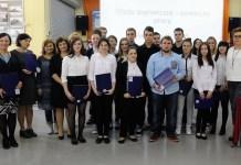 2015-10-07 Podróże kształcą @Zespół Szkół w Polkowicach (fot. UG Polkowice)