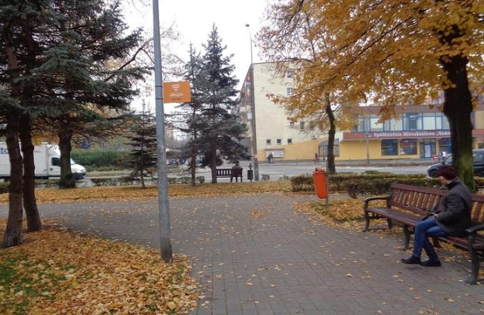 2015-11-01 Darmowy internet na Placu 1000-lecia @Pl. 1000-lecia (fot. A. Błaszczyk) 2