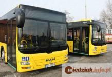 Bezpłatna Komunikacja Miejska Lubin autobusy