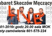 2015-01-28 Kabaret Skeczów Męczących plakat