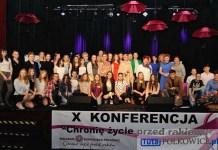 2016.03.11 Polkowice 10 lat Kampanii Chronię Życie przed Rakiem