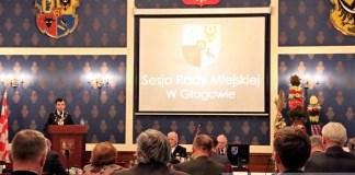 2016.03.22. Głogów, Sesja Rady Miasta