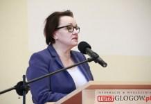 2016.04.22. Głogów, PWSZ, Minister Edukacji Narodowej Anna Zalewska, IV Młodzieżowe Dni Polityki