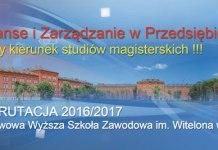 2016-07 PWSZ im. Witelona w Legnicy - Nowy kierunek studiów