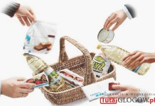 Zbiórka żywności, produkty spożywcze
