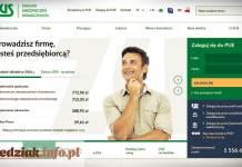 Miedziak.info.pl 2016-08-24 ZUS inwestuje w nowy serwis internetowy - nowa strona www ZUS top