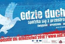 TutajGLOGOW.pl Europejskie Dni Dziedzictwa 2016 w Muzeum Archeologiczno-Historyczne w Głogowie