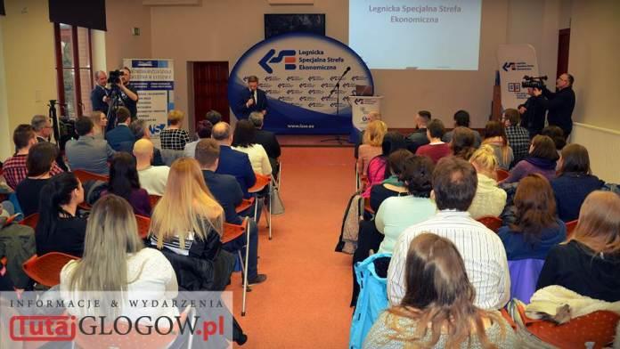 TutajGLOGOW.pl 2017-03-07 Dolnośląski Klaster Edukacyjny PWSZ Głogów Przemysław Bożek