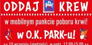 TutajGLOGOW.pl Krwiodawstwo w Głogowie Pilnie potrzeba krwi