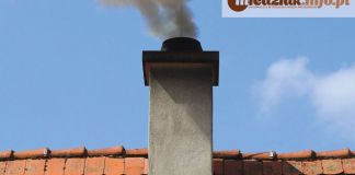 Miedziak.info.pl Dym z komina zanieczyszczenie powietrza