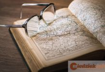 Miedziak.info.pl okulary książka wiedza historia