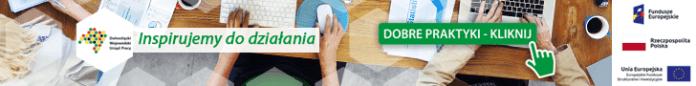 Baner reklamowy DWUP POWER Dobre Praktyki 2018